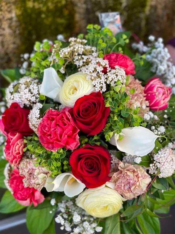 Blumen-Clematsi
